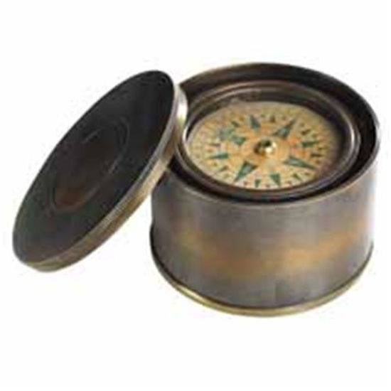 Picture of 19th Century Pocket Compass