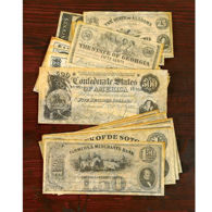 Picture of Civil War Currency Set