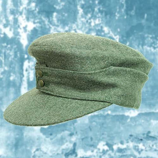 Picture of German WWII M43 Field Cap