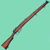 Picture of British SMLE NO. III MKI Non-Firing Dummy Gun