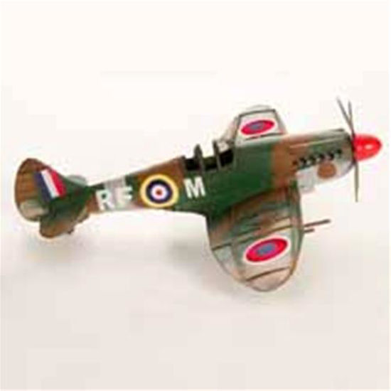 Picture of British Spitfire Replica Plane