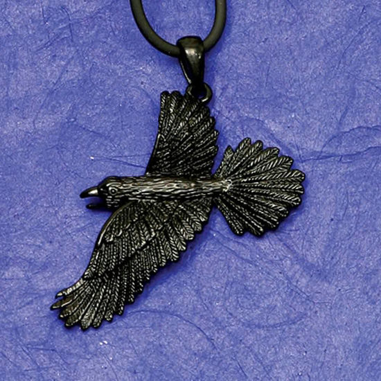 Picture of Wicked Raven Pendant