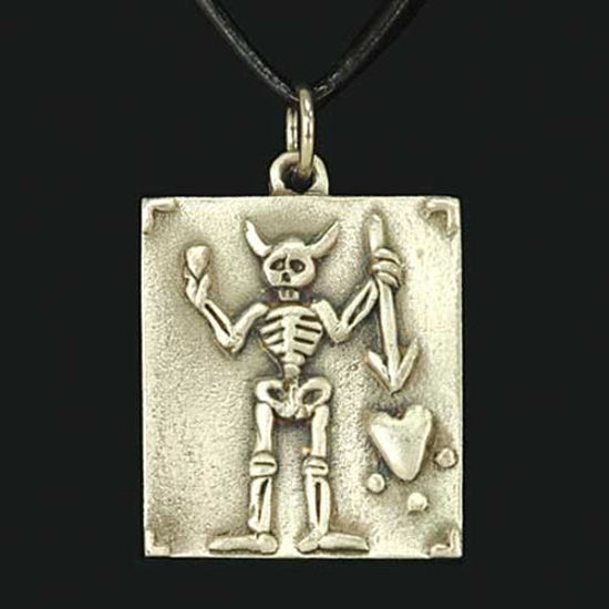 Picture of Seal of Blackbeard Pendant