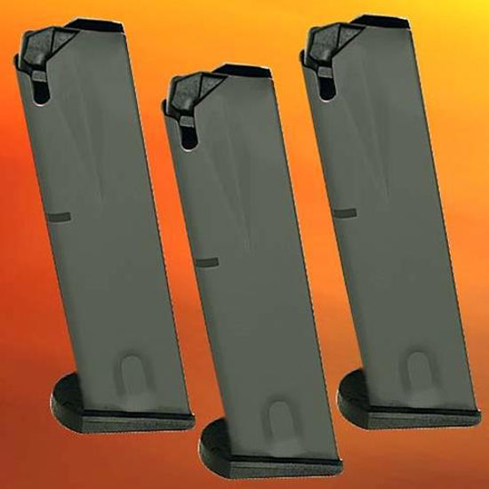 Picture of Beretta 92 Blued 17-Round Magazine 3 Pk