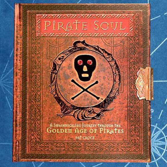"Picture of ""Pirate's Soul"" Hardcover Book"