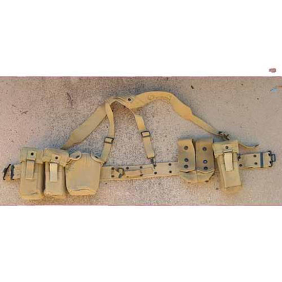 Picture of Israeli Combat Belt
