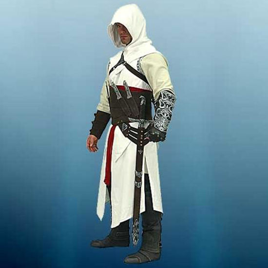 Picture of Altair Under Tunic