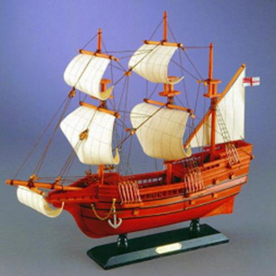 Picture of Mayflower Model Ship