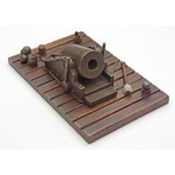 Picture of Civil War Miniature Cannon Mortar