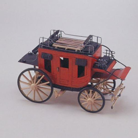 Picture of Wells Fargo Metal Stagecoach