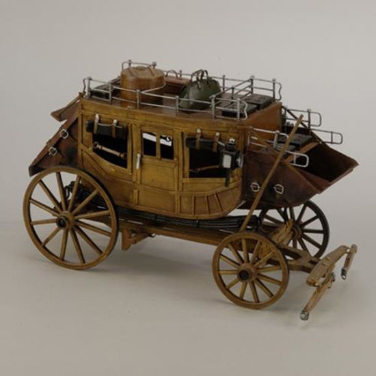 Picture of Long Haul Metal Stagecoach