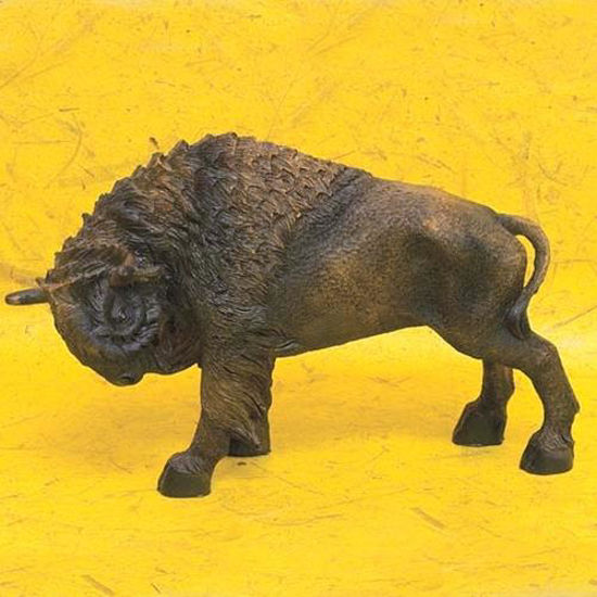 Picture of American Bison Figurine