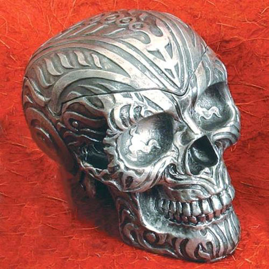 Picture of Tribal Skull