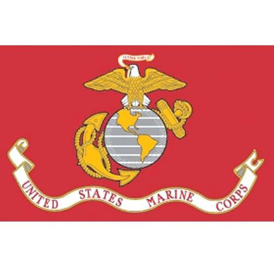 Picture of US Marines Flag