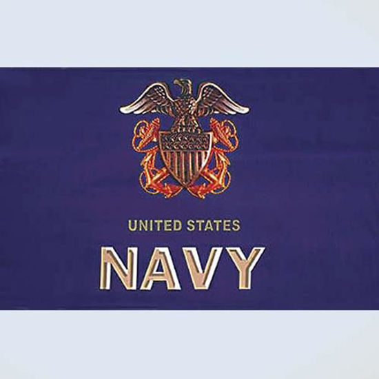 Picture of US Navy Flag
