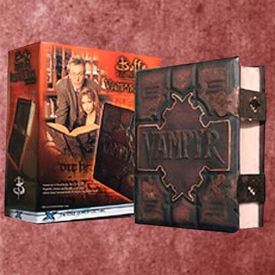 Picture of Buffy the Vampire Slayer Vampyr Book