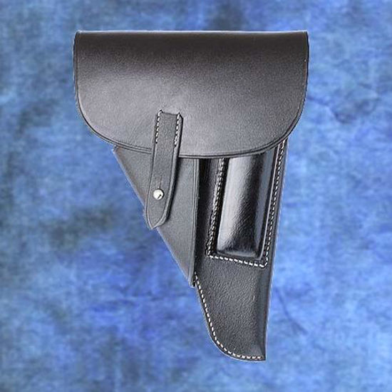 Picture of P-38 Soft Shell Holster German WWII