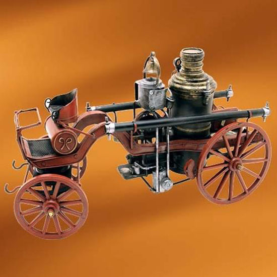Picture of Horse Drawn Fire Wagon