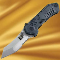 Picture of Smith & Wesson M&P Black with Satin Blade