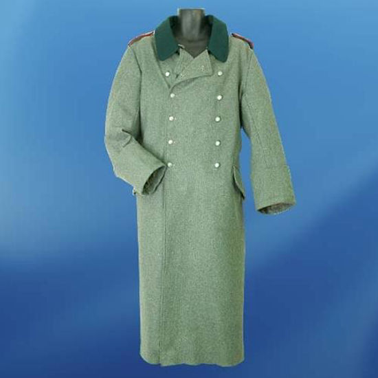 Picture of German WWII M36 Wool Overcoat