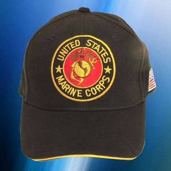 Picture of US Marine Corp Baseball Cap