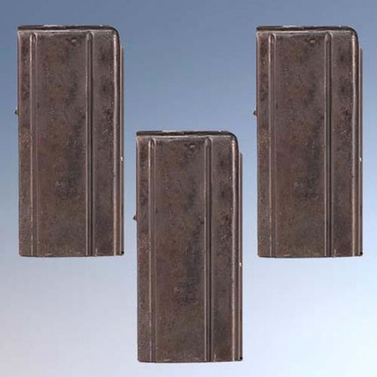 Picture of M1 Carbine 15 Round Magazine 3 Pack