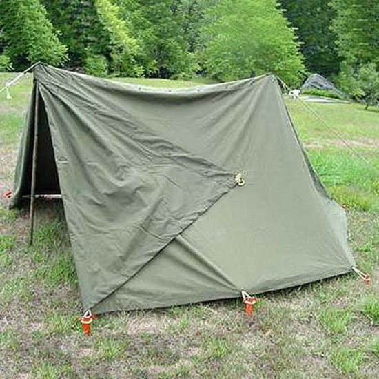 Picture of US GI Surplus Pup Tent - Unissued