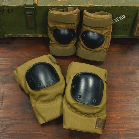 Picture of US GI Military Knee & Elbow Pad Sets
