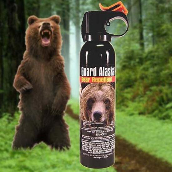 Picture of Guard Alaska Bear Repellent 9 oz