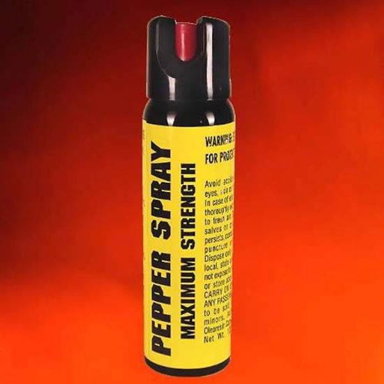 Picture of Eliminator Pepper Spray with Twist Lock 4 oz