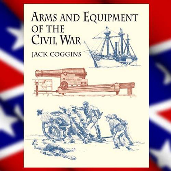 "Picture of ""Arms and Equipment of the Civil War"" Book"
