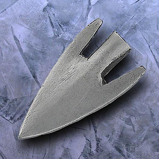Picture of Curved Broadhead Arrowhead