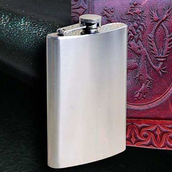 Picture of Pocket Flask 8 oz