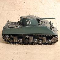 Picture of M4 Sherman Tank Tin Model
