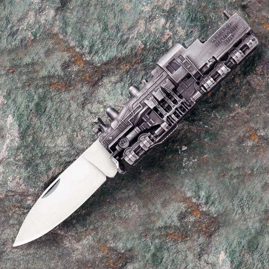 Picture of Iron Horse 150 Ton Shay 1944 Pocket Knife