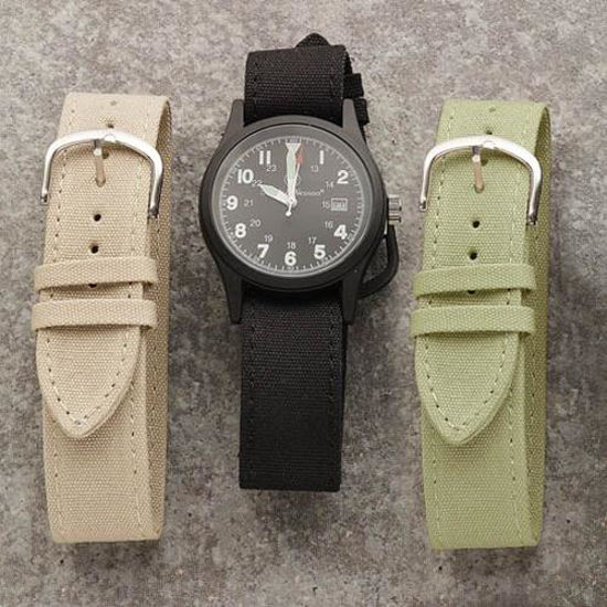 Picture of Smith & Wesson Military Watch - Black Face