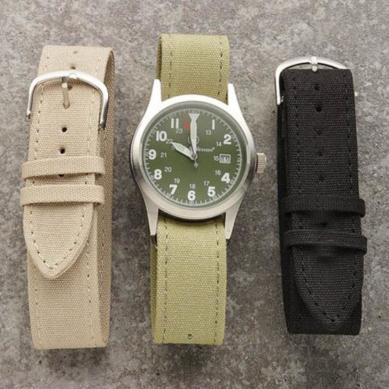 Picture of Smith & Wesson Military Watch - Green Face