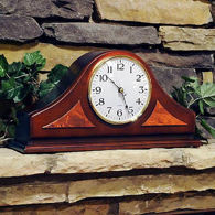 Picture of Mantel Clock with Hidden Gun Compartment