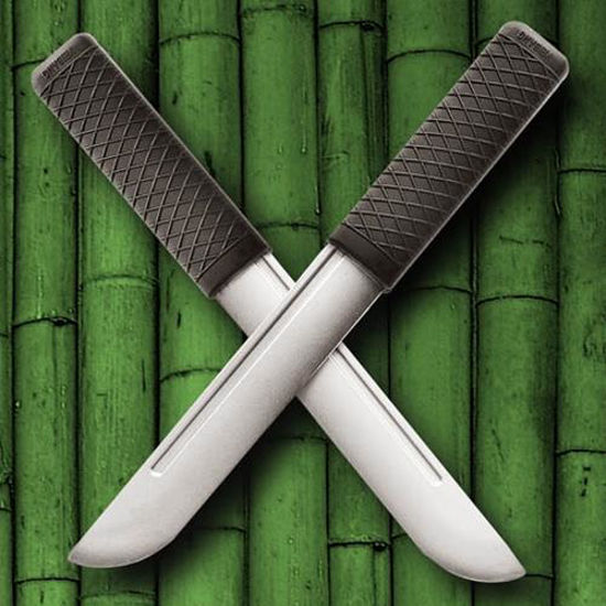 Picture of Rubber Training Tanto Knives
