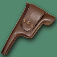 Picture of C-96 Broomhandle Belt Holster