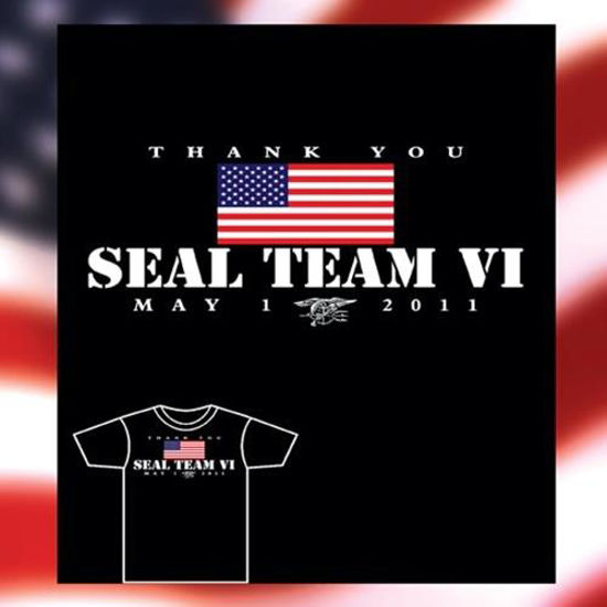 Picture of SEAL Team VI Tee Shirt