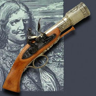 Picture of Henry Morgan Blunderbuss
