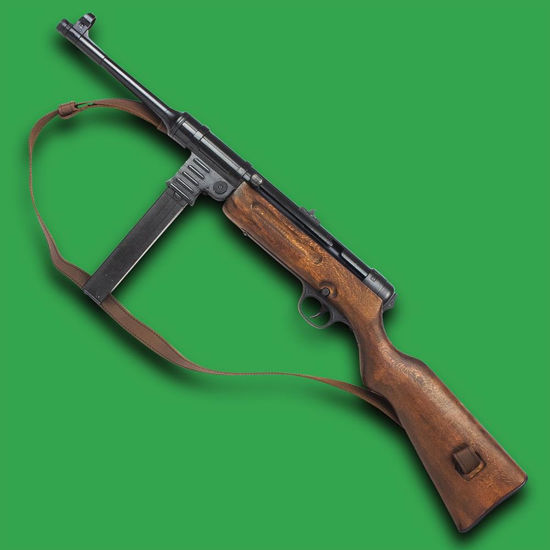 Picture of MP41 Non-Firing Replica Gun with Sling