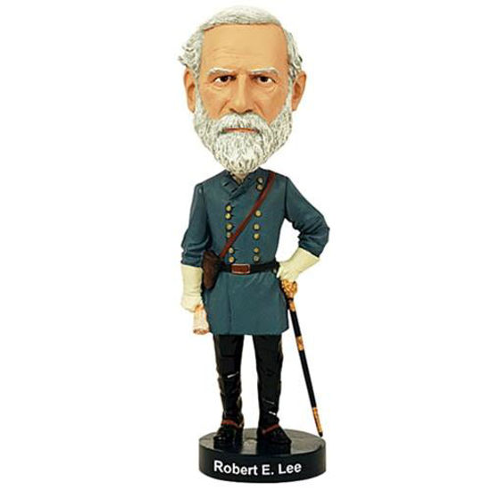 Picture of General Lee Bobblehead
