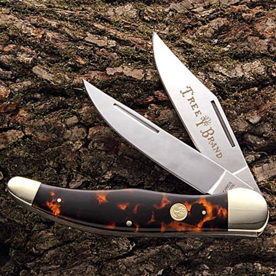 Picture of Tree Brand Tortoise Shell Classic Trapper