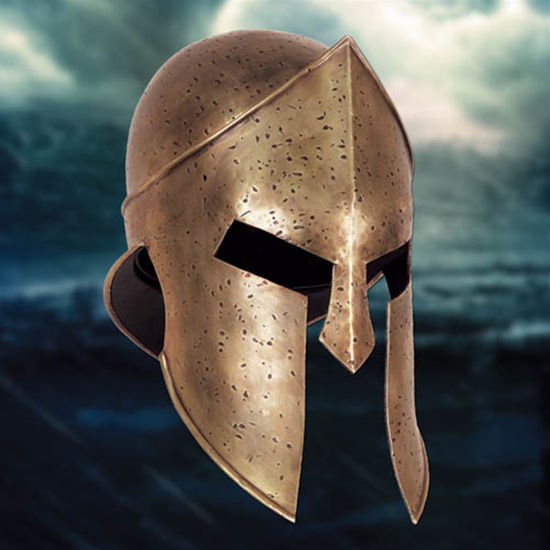Picture of Spartan Helmet