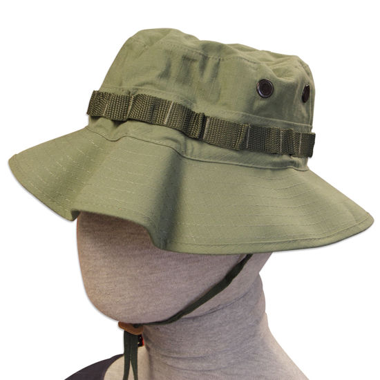 Picture of Vintage Style Olive Drab Boonie Hat