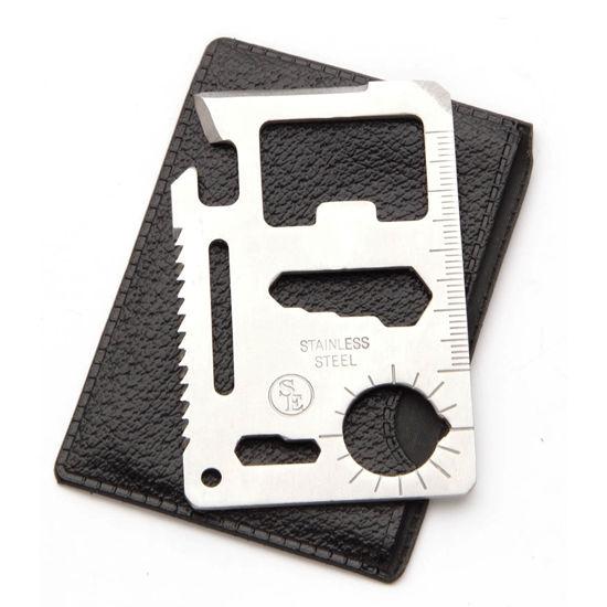 EDC Survival Cards, Multi Utility Tools