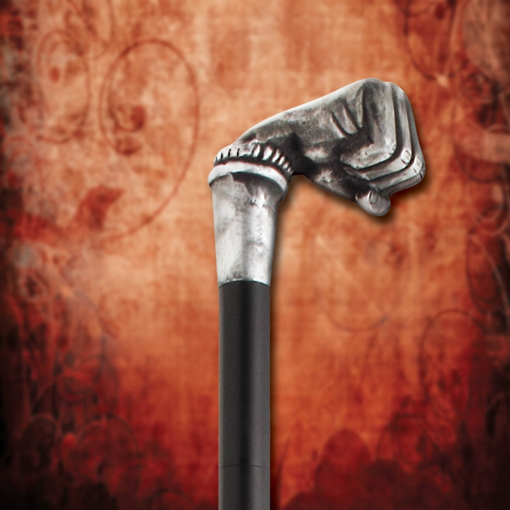 Fisted Spike Cane by Windlass
