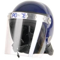 Picture of British Police Riot Surplus Helmet
